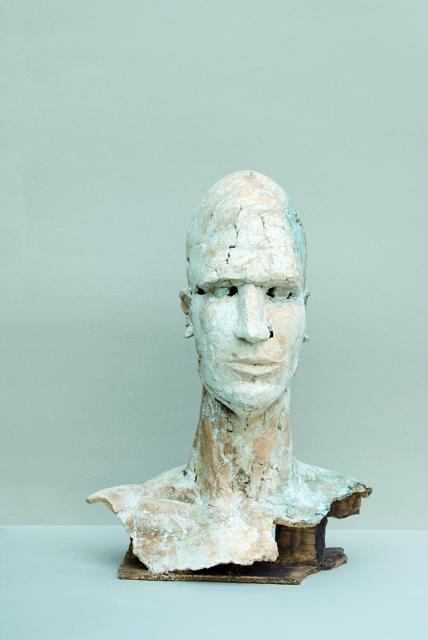 kopf christin mueller keramik