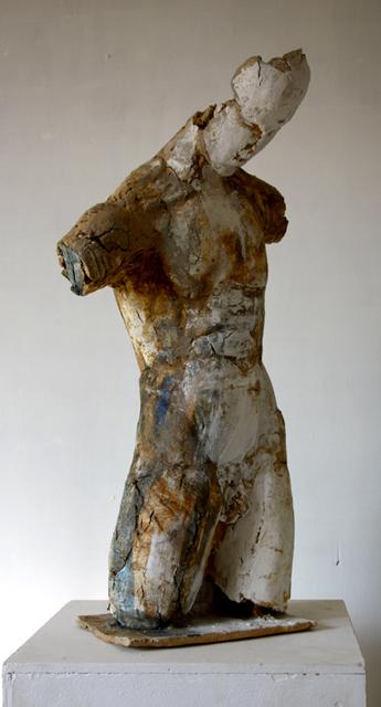 torso 2012 christin mueller keramik
