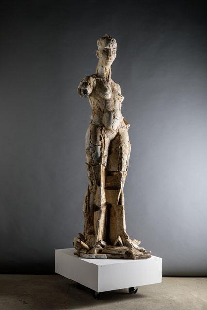 Kassandra II christin mueller keramik